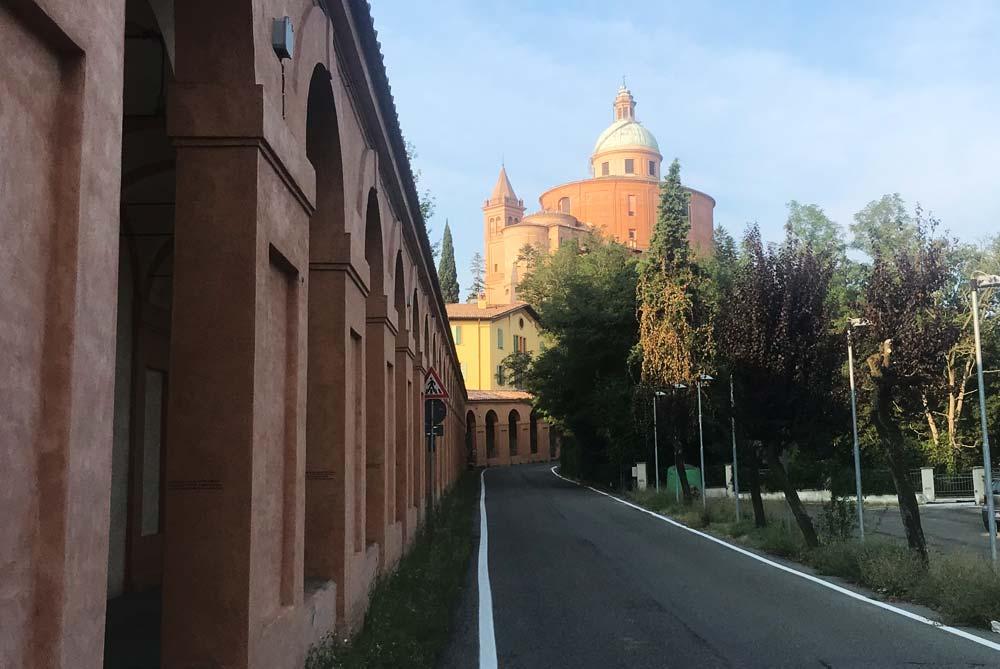 San Luca in Bologna, Italy