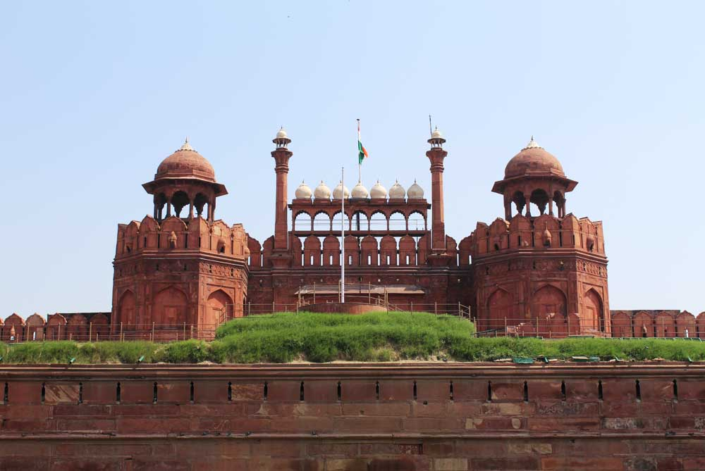 red-fort-new-delhi-india