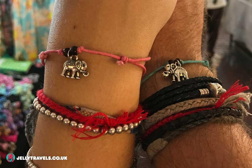 matching-bracelets-night-market-chiang-mai-thailand