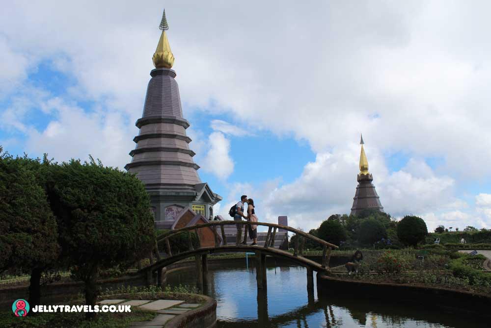 royal-twin-pagodas-chiang-mai-thailand