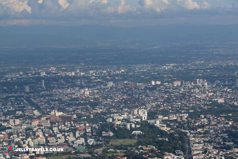 view-Doi-Suthep-chiang-mai-thailand