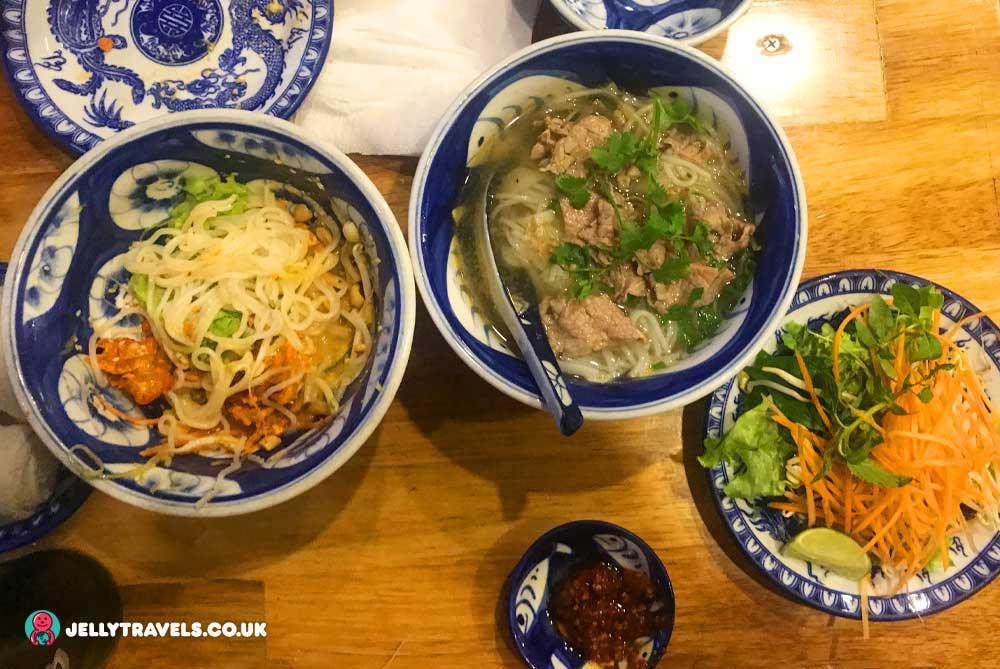 Madam-Thu-Restaurant-noodles-peanut-hue-vietnam