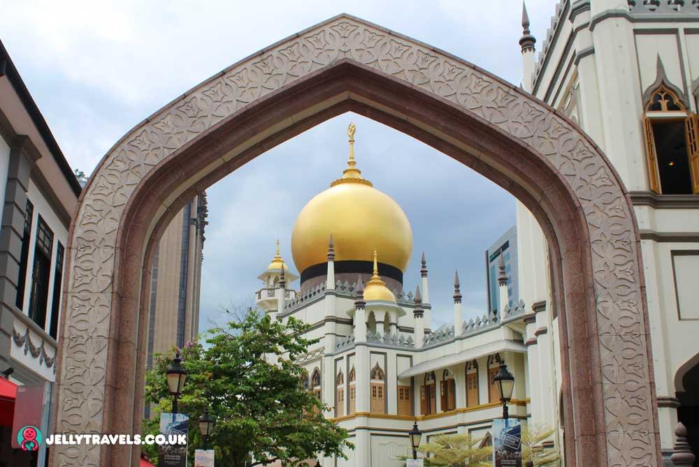 Masjid-Sultan-kampong-singapore
