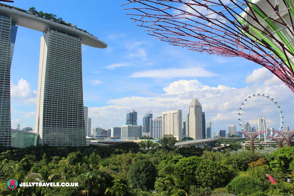 skyline-view-from-gardens-by-the-bay-skywalk-singapore