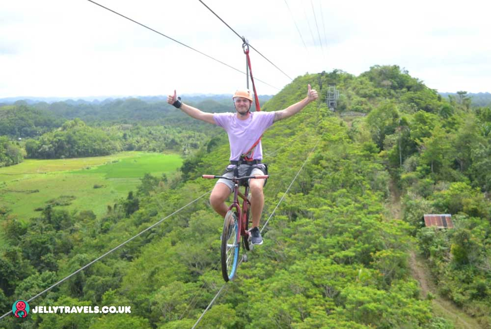 james-chocolate-hills-adventure-park-bicycle-zipline-bohol-philippines