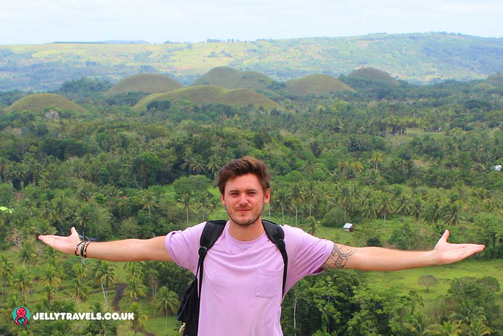 james-chocolate-hills-viewpoint-bohol-philippines