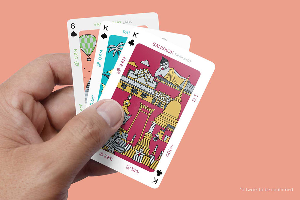 southeast-asia-travel-trumps-and-playing-cards-deck-in-hand